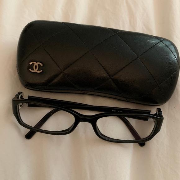 ad5d83bd3fa CHANEL Accessories - Chanel Glasses Black Frame